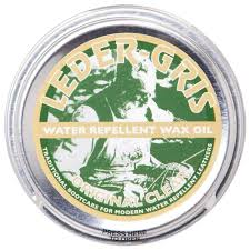 Leder Gris Wax 2 tins at £5.50 each